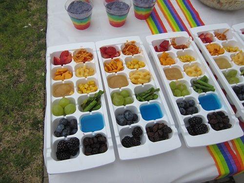 порционные десерты на день рождения фото