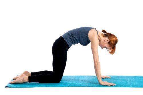 подготовка спины к упражнениям фото