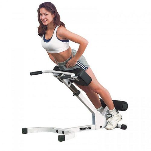 упражнения на гиперэкстензии фото