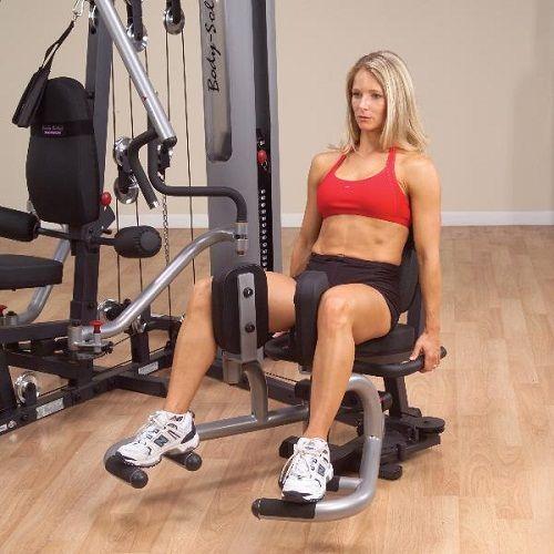 упражнения в тренажерном зале фото
