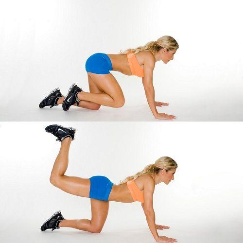 упражнение на подъем ног фото