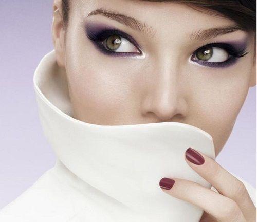 фиолетовый смоки айс фото