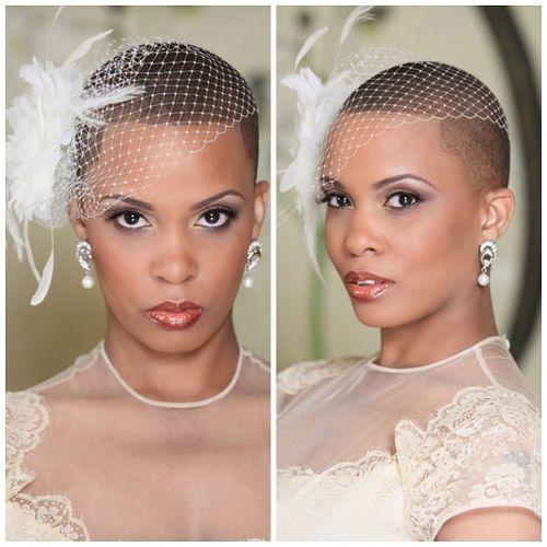 свадебная прическа на короткие волосы с фатой фото