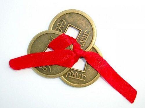 китайские монеты фото