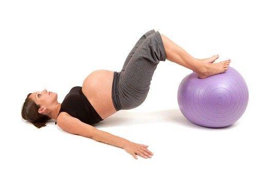 упражнения на подъем таза во втором триместре фото