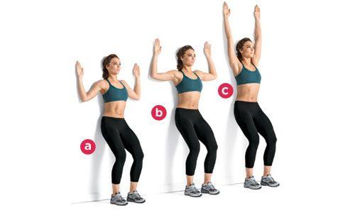 упражнение на приседание в первом триместре фото
