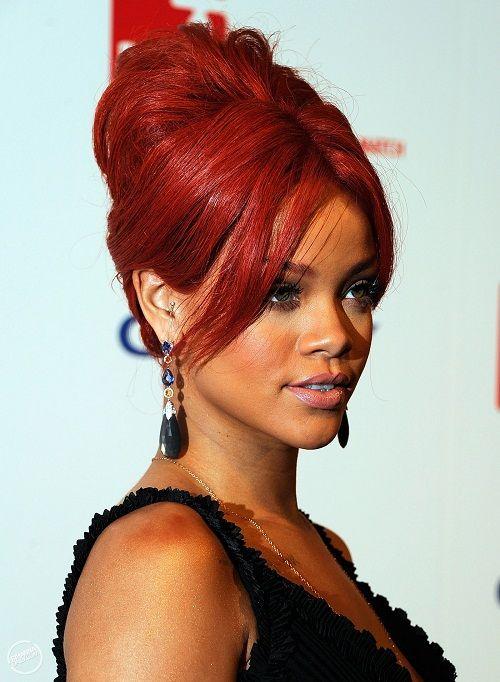 рыжие волосы для смуглой кожи фото