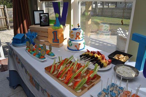салаты на детский день рождения фото