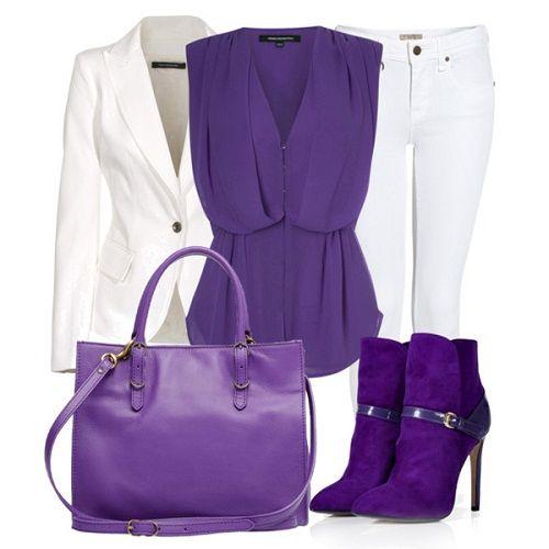 лук в фиолетовом цвете фото