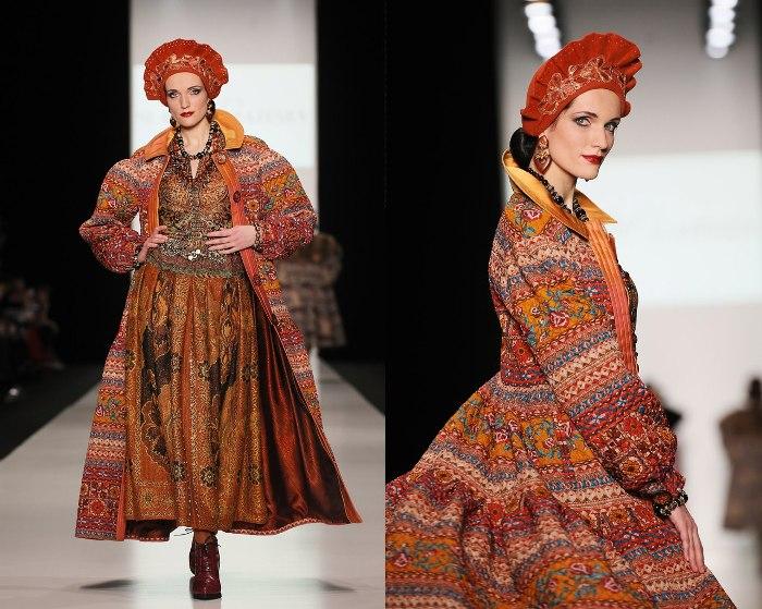 Сарафан – неотъемлемая часть женского гардероба