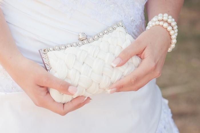 Свадебная сумочка: незаменимый женский аксессуар
