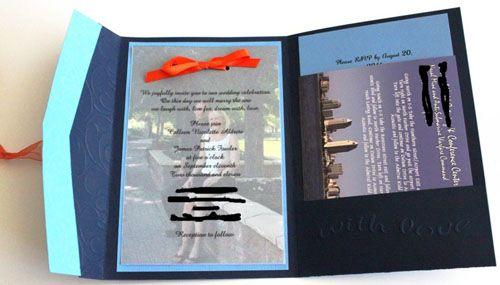 соединение частей приглашения фото