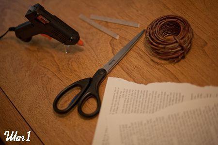 Подготовка материалов фото