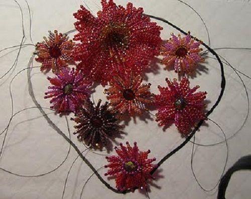готовый цветы фото