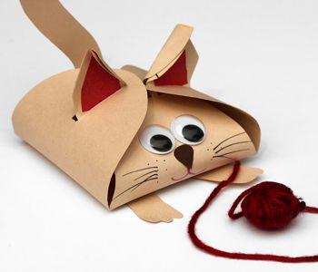 упаковка-кот фото