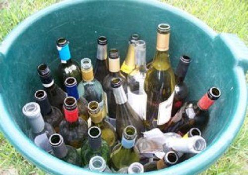 готовим бутылки фото
