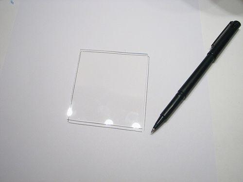 вырезаем квадрат фото