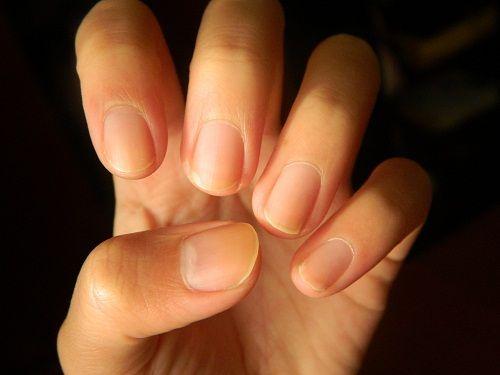 ухоженные короткие ногти фото