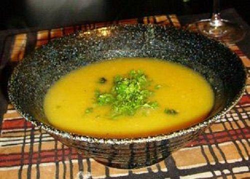 готовый суп фото