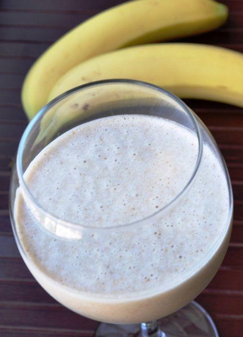 готовим смузи с кокосовым молоком фото