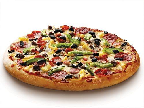 готовим пиццу на кефире фото