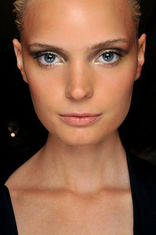 макияж для девушки-осени фото