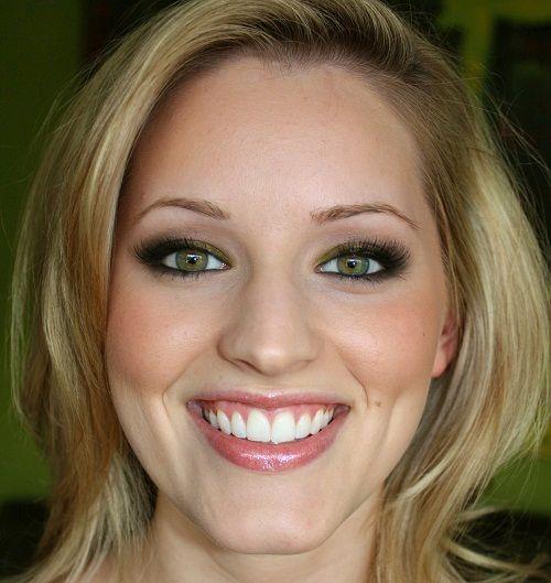 макияж с дымчатым эффектом фото