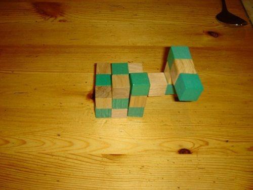 делаем кубик шаг 10 фото
