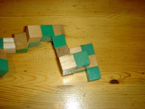 делаем кубик шаг 4 фото
