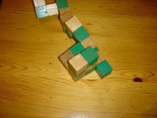 делаем кубик шаг 6 фото