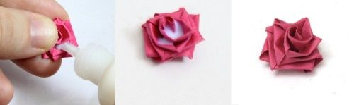 готовая роза фото