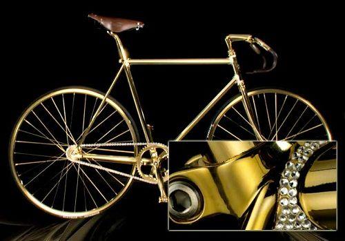 самый дорогой велосипед фото