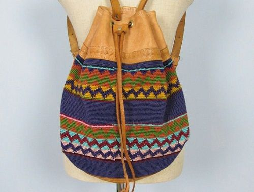 рюкзак из Гоа фото