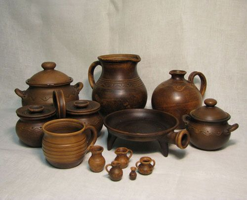 керамика из Белоруссии фото