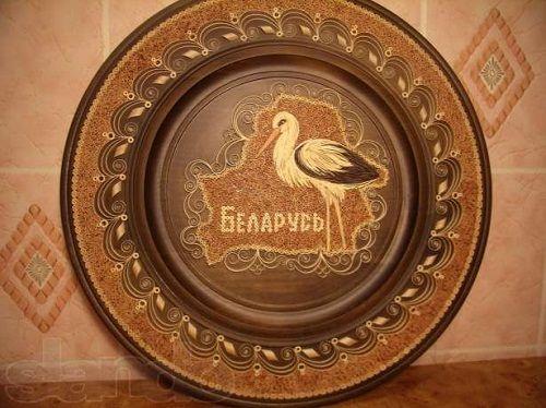 деревянные сувениры из Белоруссии фото