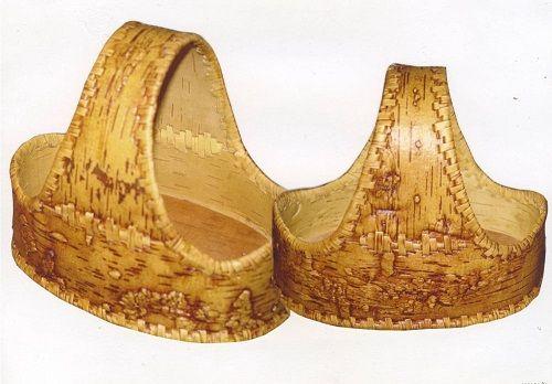 сувениры из Бересты из Белоруссии фото