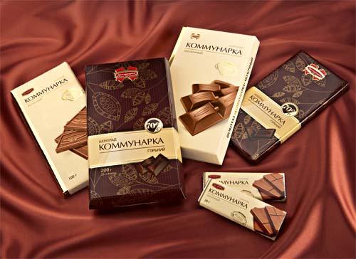 шоколад из Белоруссии фото