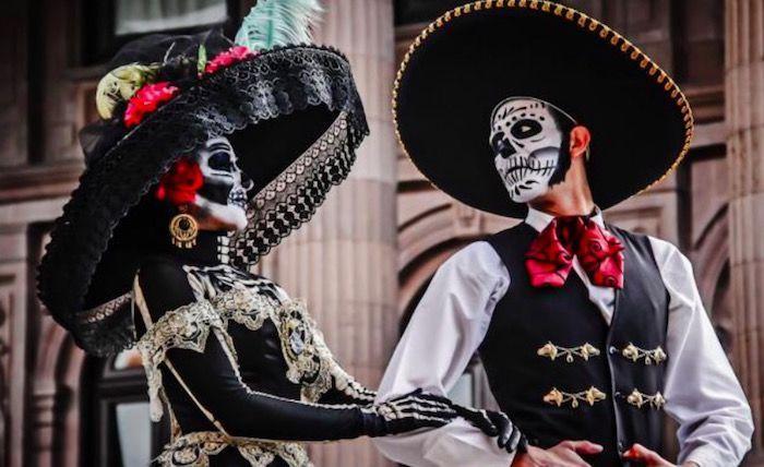 Национальный мексиканский праздник La Calaca (Ла Калака)