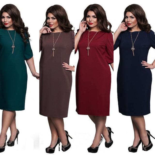 Платья больших размеров в интернет-магазине Большая мода